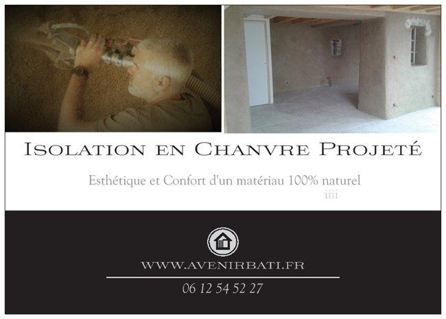 nouveau isolation en chanvre projet avenir b ti 06 12 54 52 27. Black Bedroom Furniture Sets. Home Design Ideas